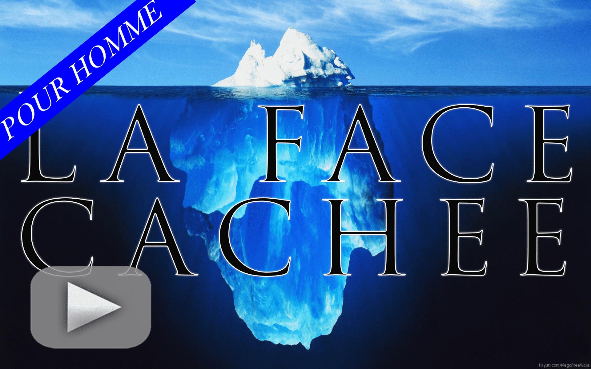LA FACE CACHEE (pour hommes)