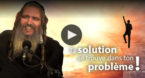Ta solution se trouve dans ton probleme